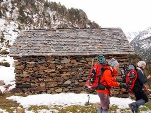 A vernacular hut