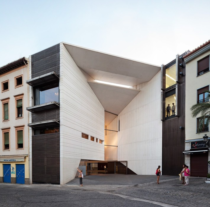 Centro Lorca Pedro Pegenaute