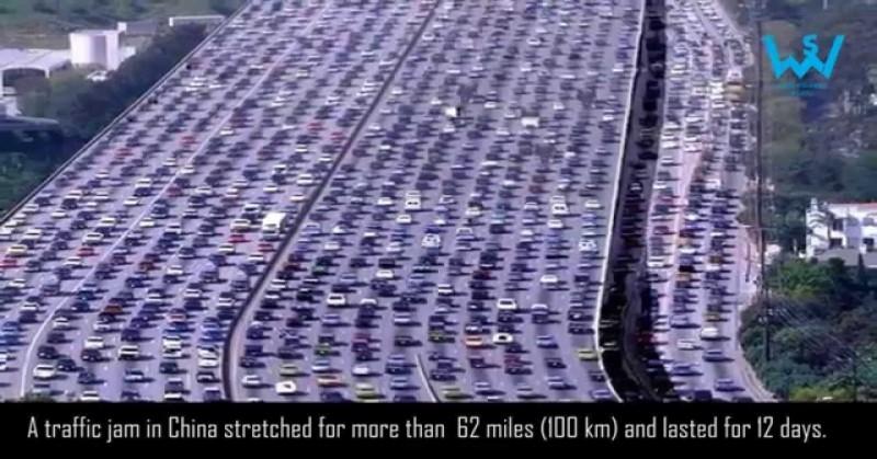 longest-traffic-jam-in-history-fb