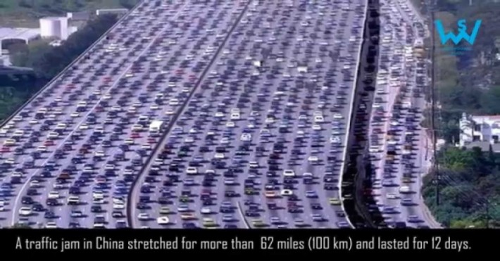 longest-traffic-jam-in-history-fb