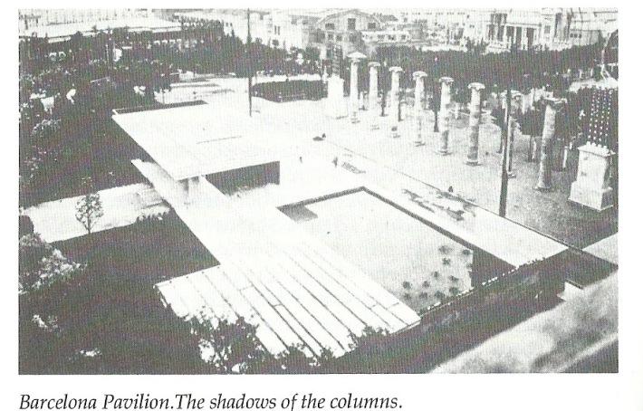 Mies Barna pavilion