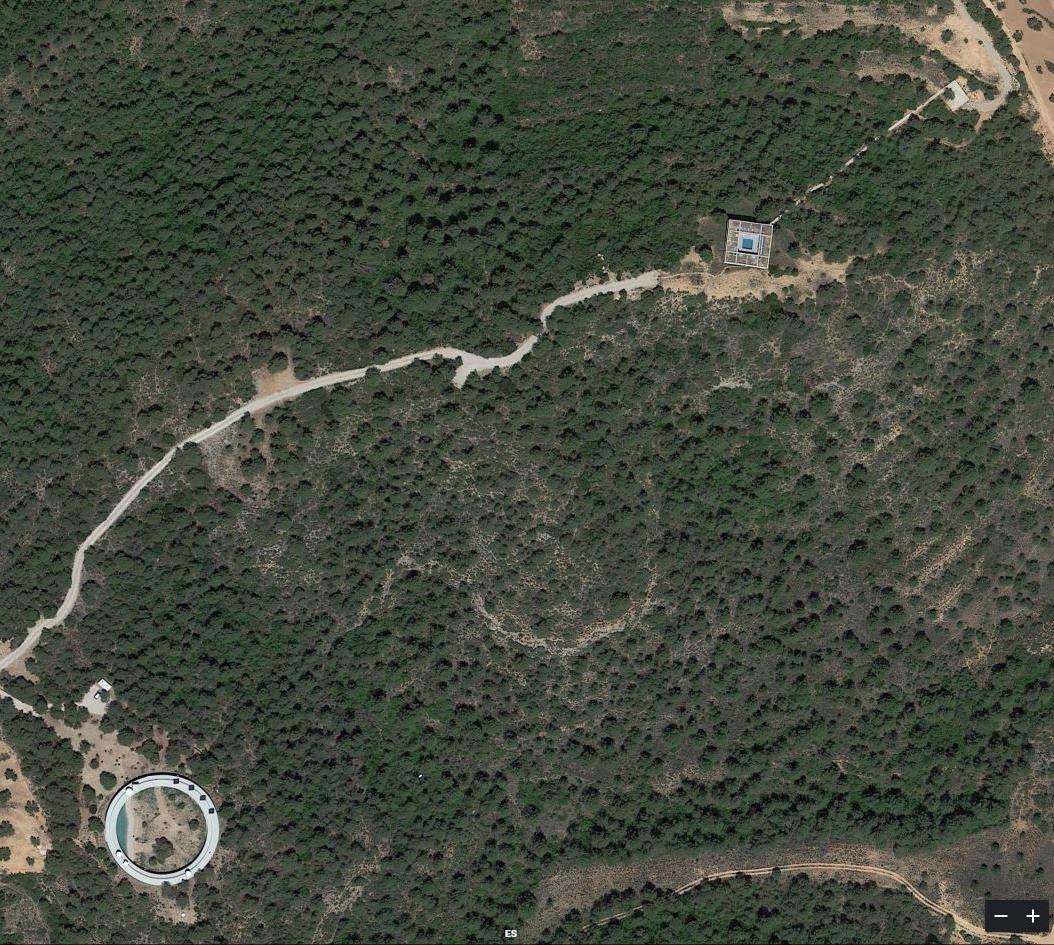 solo house google earth